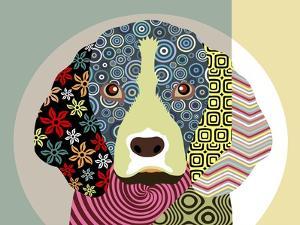 Beagle Dog III by Adefioye Lanre