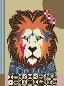 Cecil The Lion by Adefioye Lanre
