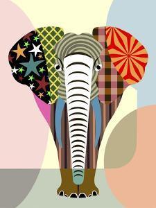 Elephantidae by Adefioye Lanre