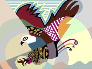 The Eagle by Adefioye Lanre