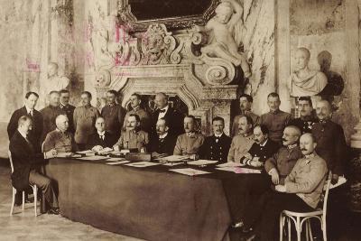 Adel, Mitglieder Des Österreichischen Kaiserhauses--Giclee Print
