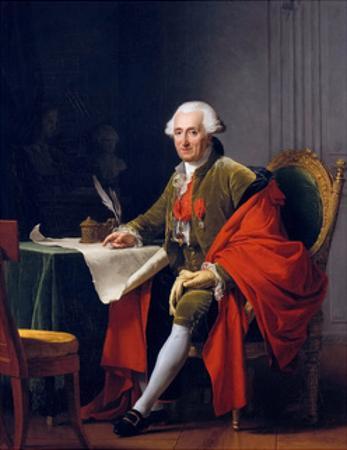 Charles-Roger, Prince De Bauffremont (1713-179) by Adélaïde Labille-Guiard