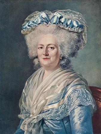 'Madame Victoire', 1787