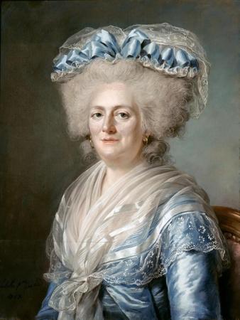 Marie Louise Thérèse Victoire of France (1733-179)