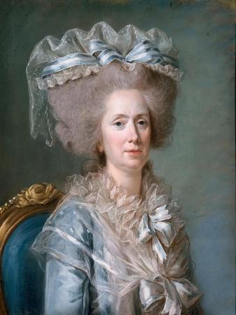 Princess Marie Adélaïde of France (1732-180)