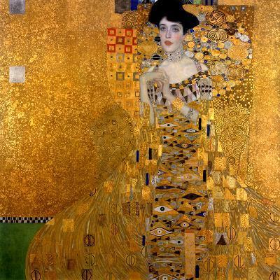 Adele Bloch-Bauer I, 1907-Gustav Klimt-Giclee Print