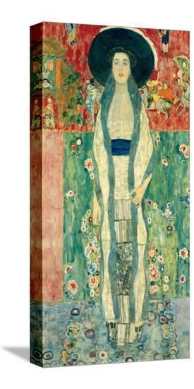 Adele Bloch-Bauer II, c.1912-Gustav Klimt-Stretched Canvas Print