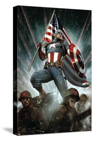 Captain America: Living Legend #1 Cover: Captain America