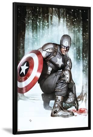 Captain America: Living Legend #2 Cover: Captain America