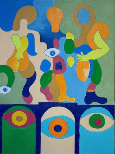 Adieu, 2009-Jan Groneberg-Giclee Print