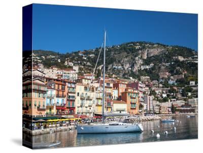 Colourful Buildings, Villefranche, Alpes-Maritimes, Provence-Alpes-Cote D'Azur, French Riviera