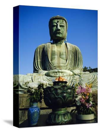 Giant Buddha in Kamakura, Japan