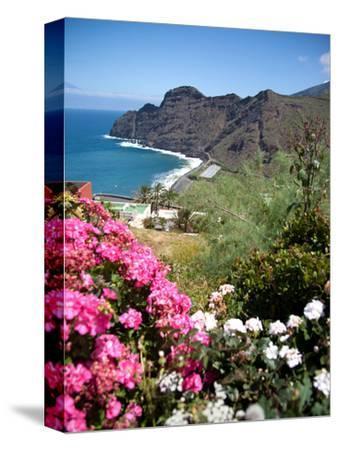 Mountain Landscape, La Gomera, Canary Islands, Spain, Atlantic, Europe