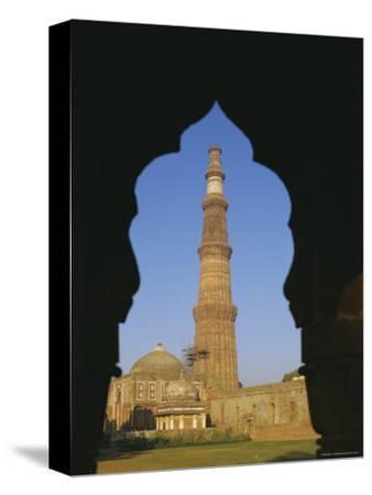 Qutb Minar, Delhi, India, Asia