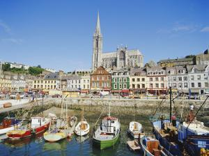 The Port of Cork City, Cork, County Cork, Munster, Republic of Ireland (Eire), Europe by Adina Tovy