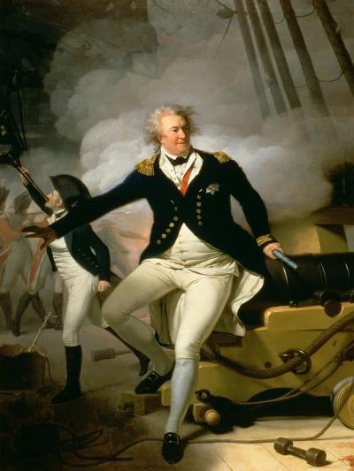 Admiral Adam Duncan, 1st Viscount Duncan of Camperdown (1731-1804) 1798-Henri-Pierre Danloux-Giclee Print