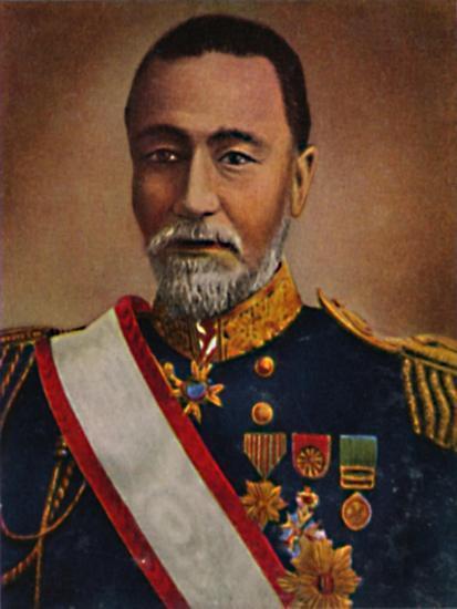 'Admiral Graf Togo 1847-1934', 1934-Unknown-Giclee Print