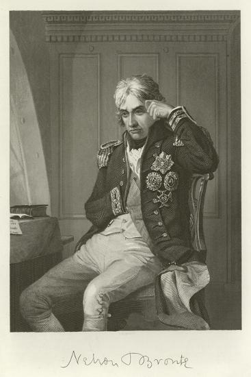 Admiral Lord Nelson--Giclee Print