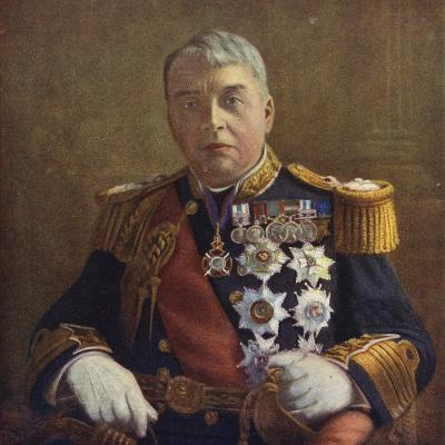 Admiral of the Fleet Lord Fisher, First Sea Lord of the Admiralty--Photographic Print
