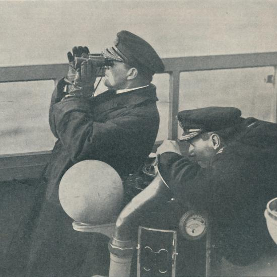 'Admiral Sir David Beatty, Commander-in-Chief of the Grand Fleet', c1918, (1936)-Unknown-Photographic Print