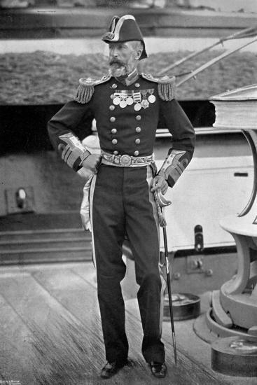Admiral Sir Michael Culme-Seymour, 1896-Gregory & Co-Giclee Print