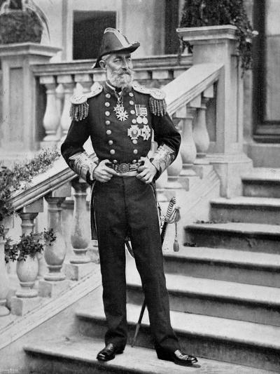 Admiral the Earl of Clanwilliam, British Naval Officer, 1896-Gregory & Co-Giclee Print
