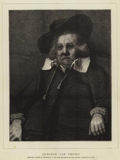 Admiral Van Tromp--Giclee Print