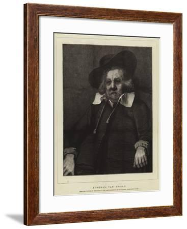 Admiral Van Tromp--Framed Giclee Print