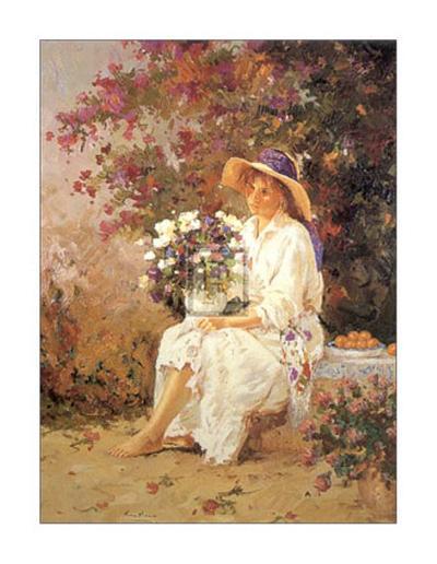 Admiration-R^ Frances-Art Print