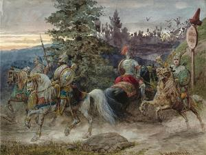 The Road to Chernomor by Adolf Charlemagne