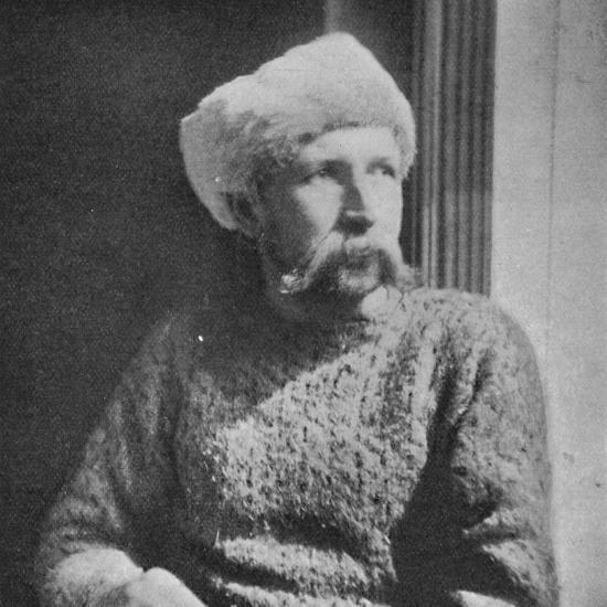 'Adolf Juell', 1895, (1897)-Unknown-Photographic Print