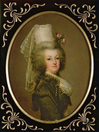 Archduchess Marie Antoinette Habsburg-Lothringen (1755-93)