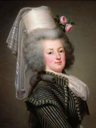 Marie-Antoinette (1755-93) of Habsbourg-Lorraine, Archduchess of Austria, Queen of France