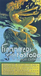 Fiammiferi Senza Fosforo by Adolfo Hohenstein