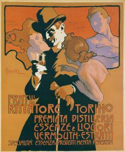 Fratelli Rittatore Torino by Adolfo Hohenstein