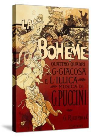 La Boheme, Musica di Puccini