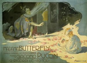 Madama Butterfly, c.1904 by Adolfo Hohenstein