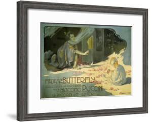 Madama Butterfly, c.1904 by Adolfo Hohenstein