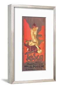 Puccini, Tosca by Adolfo Hohenstein