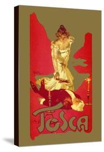 Tosca by Adolfo Hohenstein