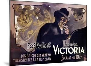 Victoria Fosforos by Adolfo Hohenstein