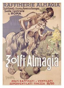 Zolfi Almagia by Adolfo Hohenstein