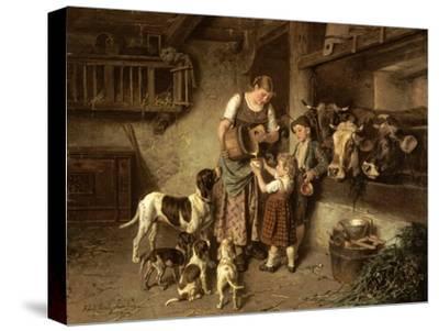 Fresh Milk, 1894