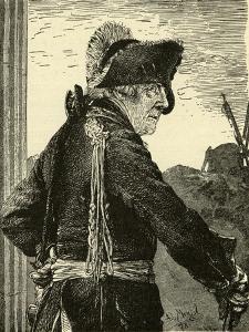 Frederick the Great by Adolph Friedrich Erdmann von Menzel