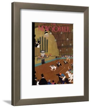 The New Yorker Cover - January 20, 1934