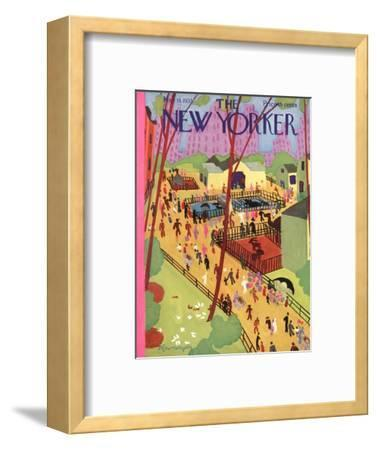 The New Yorker Cover - May 13, 1933