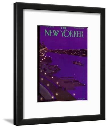 The New Yorker Cover - September 19, 1931