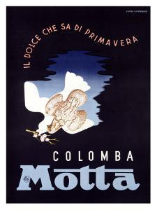 Colomba Motta by Adolphe Mouron Cassandre