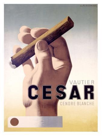 Vautier Cesar by Adolphe Mouron Cassandre
