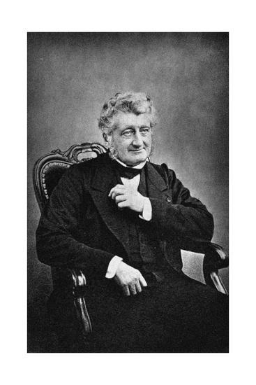 Adolphe-Théodore Brongniart (1801-187)--Giclee Print